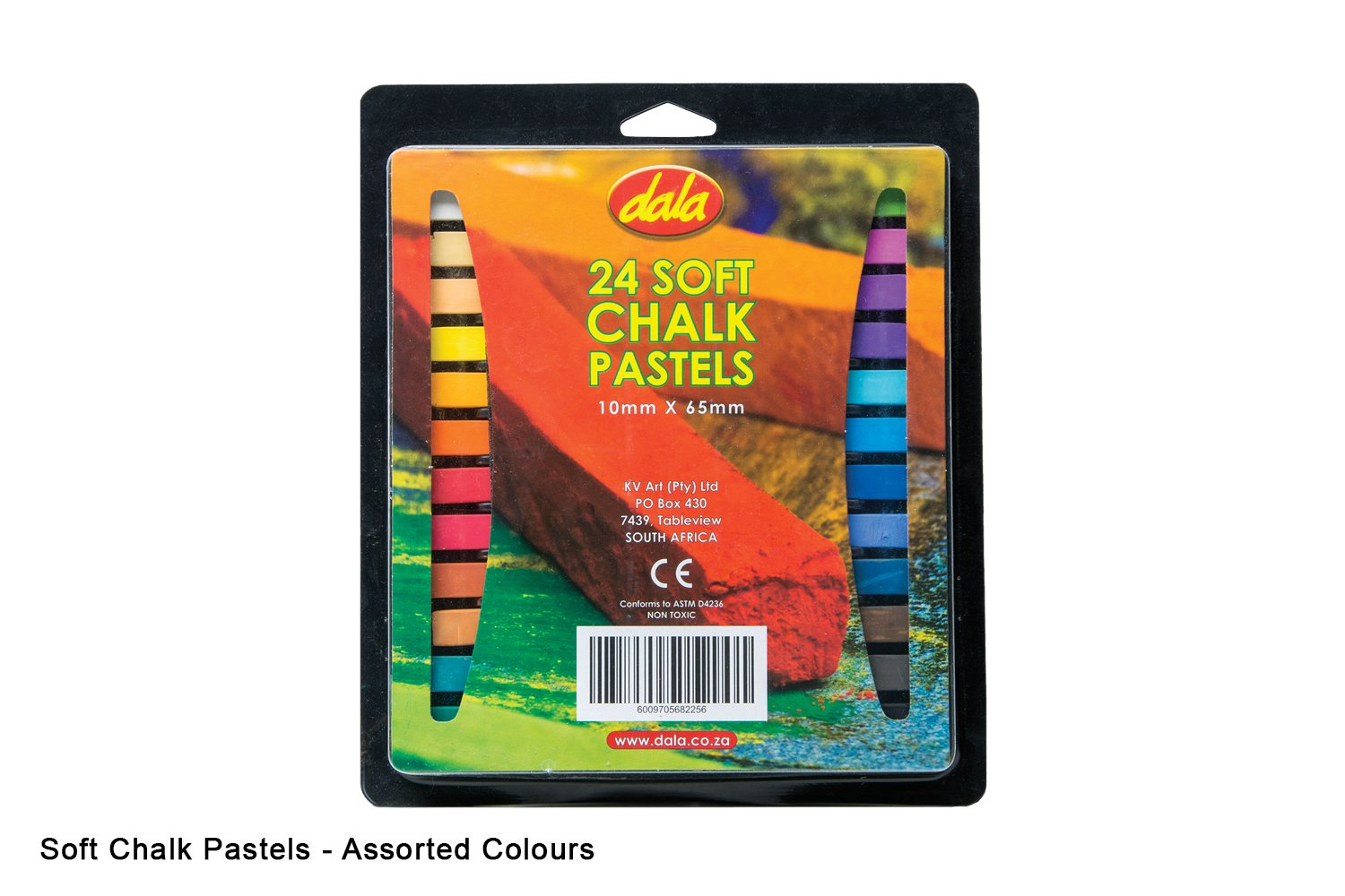 Soft Chalk Pastels