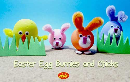 Egg Bunnies & Chicks
