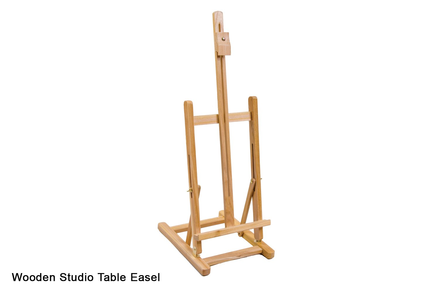 Wooden Studio Table Easel