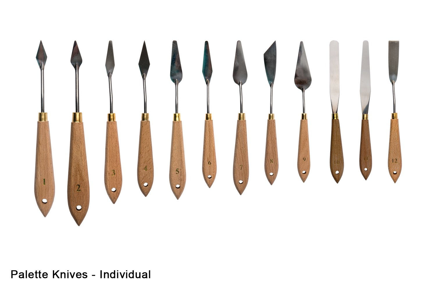 Palette Knives - Individual